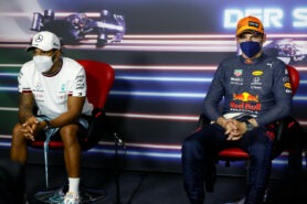 Title rivals Verstappen & Hamilton still say they both did nothing wrong