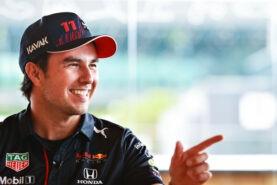 Virtual Lap: Sergio Perez At The Belgian Grand Prix