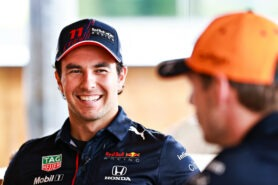 Horner thinks next season will be different story for Perez
