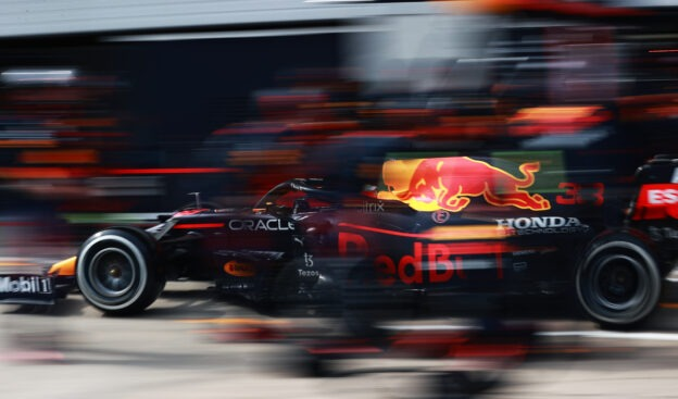 Verstappen's road trip to the Italian GP