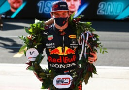 F1 Sprint Qualifying Results 2021 British GP