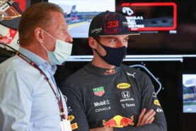 Verstappen's father tells Wolff not to call him in the future