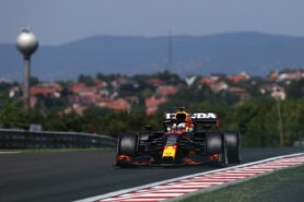 First Free F1 Practice Results 2021 Hungarian F1 GP (FP1)