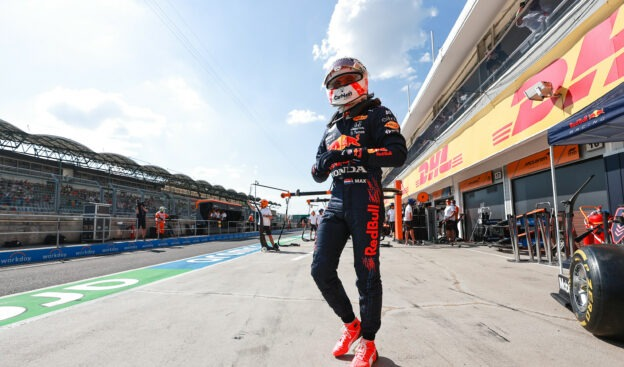 Red Bull Racing 'concerned' about Verstappen's speed