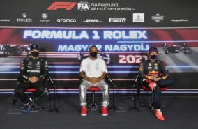 Post-Quali Press Conference 2021 Hungarian F1 GP