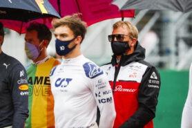 Raikkonen says he wants no schedule for life after F1 retirement