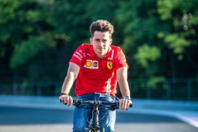 Leclerc hopes Piastri secures last F1 seat for next season