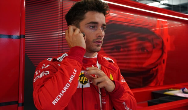 Was Leclerc unwell at Monza because of dispute with Ferrari boss?