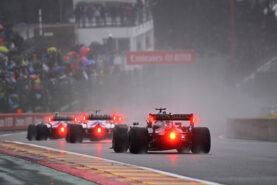 More voices in F1 say Sunday's Belgian GP should have been cancelled