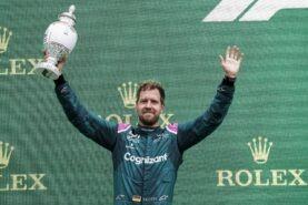 FIA denies Aston Martin petition Hungarian GP disqualification