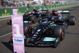 Newey says Mercedes found more engine power for F1 title fight