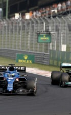 Alonso says Hamilton duel not like great Schumacher battle