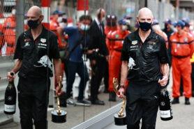 Newey says he's still 'stimulated' by modern Formula 1