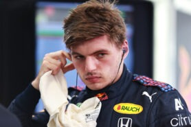 Verstappen 'absolutely sure' he's faster than Hamilton
