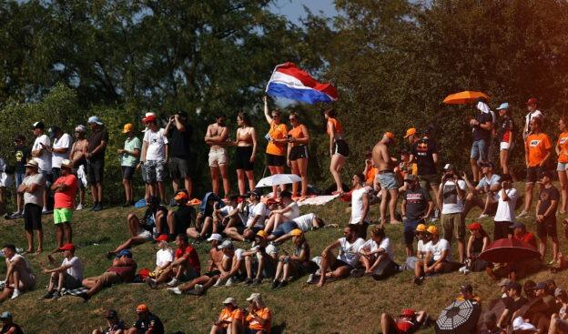 One third of Dutch F1 GP ticket holders get bad news