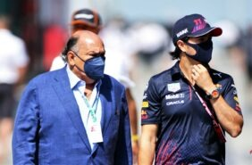 Perez's father busy with start up of new Cancun GP