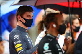 Verstappen does not see his title duel as the Senna-Prost rivalry