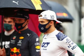 Gasly admits he is frustrated by Perez's new Red Bull deal