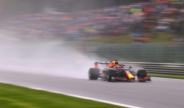 Third Free Practice Results 2021 BelgianF1 GP