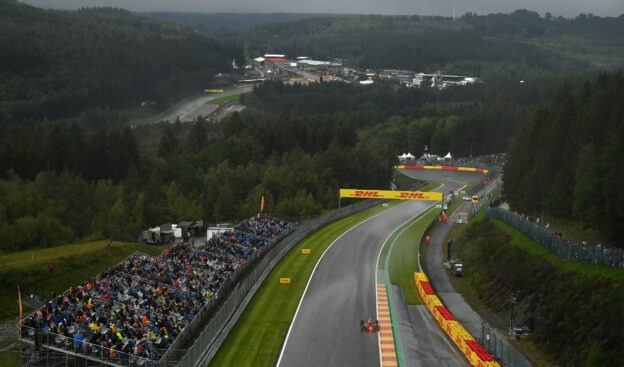 F1 Qualifying Results 2021 Belgian Grand Prix & Pole Position