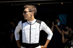 Williams team boss hopes Russell secures next season's Mercedes seat