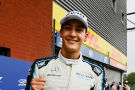 Wolff says he made decision on Hamilton's teammate for next year