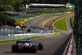 Have we seen the last F1 'race' at 'old Spa'?