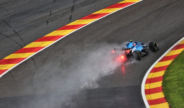 F1 Nation: Belgian F1 GP review podcast