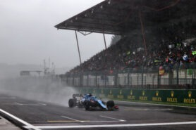 2021 Belgian Grand Prix Timelapse Recap video