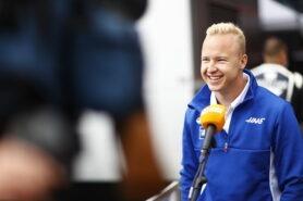 Nikita Mazepin 2021 Beyond the Grid interview
