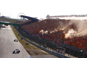 Zandvoort could help other F1 races to get more entertainment
