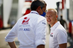 Haas team boss admits they needed current rookies to survive