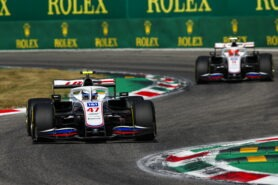 Salo now says Mazepin is catching up with Schumacher