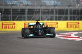 Mercedes considering Hamilton grid penalty for new power unit