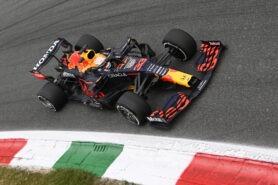 Hamilton predicting an easy win for his rival Verstappen today