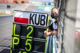 Kubica to race the Italian GP while Raikkonen is still at home