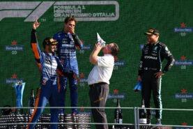 Post-Race Press Conference 2021 Italian F1 GP