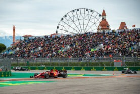 Scuderia Ferrari's 2021 Russian F1 GP Recap Video