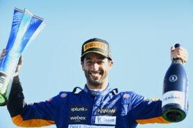 Daniel Ricciardo 2021 Beyond the Grid podcast interview