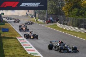 F1 sprint qualifying at Monza receives bad feedback