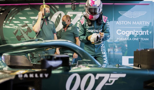 INSIDER: How to prepare an F1 car for a race