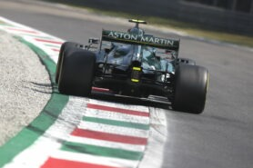 Aston Martin Insider: How to build an F1 rear wing in 30 min