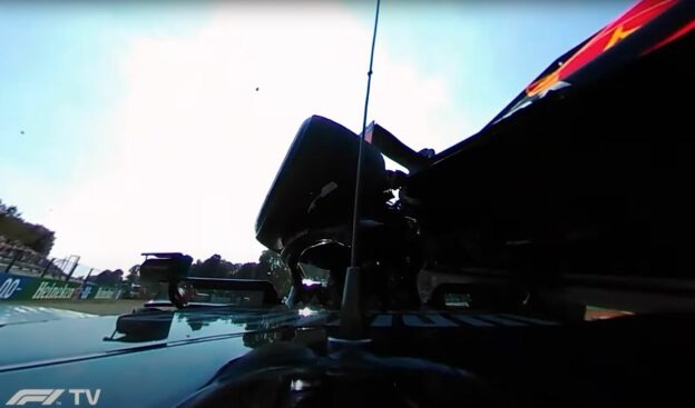 Mercedes & Red Bull fueling the fire after Monza crash
