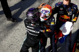 Current F1 title battle not dirty like Senna-Prost according Villeneuve