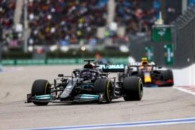 Honda says it's not clear if Hamilton needs fourth new engine
