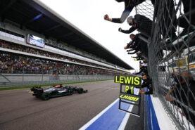 Hamilton Faces Greater Role as F1 Ambassador