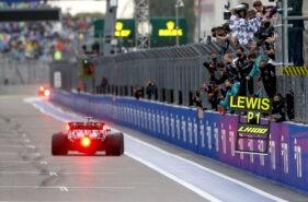 2021 Russian F1 GP Race Recap