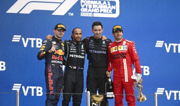 F1 Nation: 2021 Russian F1 GP Review