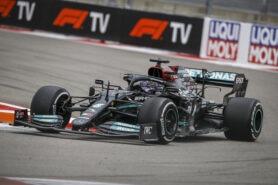 Mercedes could get new Saudi title sponsor