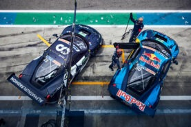 Red Bull defends their Ferrari collaboration for DTM